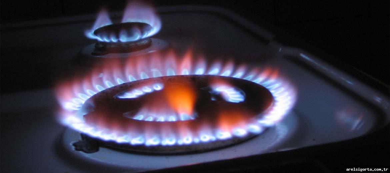 Doğal gaz paket sigortası